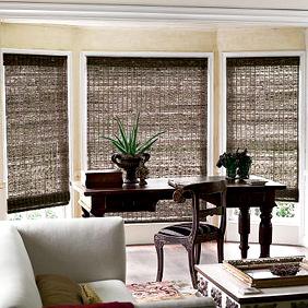 Doors and Windows Blinds Miami Bamboo Shades