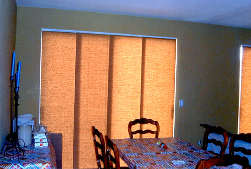Doors And Windows Blinds Miami Sliding Panels Bamboo