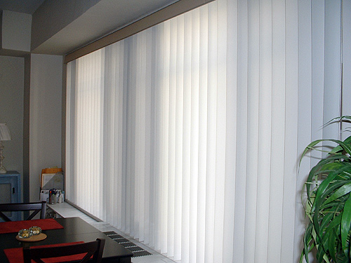 doors and windows blinds miami vertical faux wood blinds. Black Bedroom Furniture Sets. Home Design Ideas
