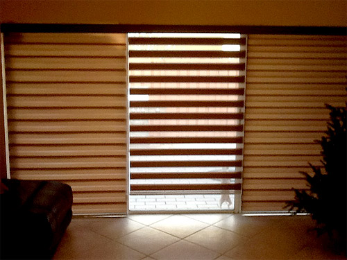 Doors And Windows Blinds Miami Zebra Shades